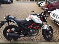 KSR MOTO GRS 2015 MODEL LIKE NEW 125cc GOOD LOOKER FOR SALE