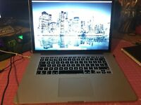 "Apple MacBook Pro with Retina display 15.4"" Laptop"