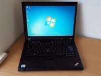 Lenovo Laptop Windows 7 Office 250GB Hard Drive 2GB RAM