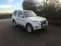 !!Very low miles!! Mitsubishi Shogun!!! very low miles
