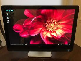 Dell XPS 2720 all in one touch pc