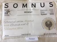 Two (2) SOMNUS Regent 3' Mattresses