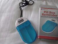 New pill box reminder