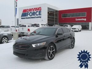 2015 Ford Taurus SEL All Wheel Drive - 46,673 KMs, 5 Passenger