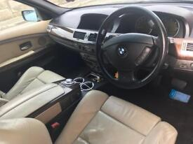 BMW 730d sports