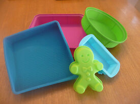 Silicone bakeware all excellent