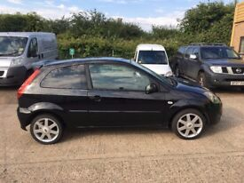2007 Ford Fiesta 1.4 Climate Manual