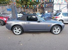 Mazda MX-5 1.8 2dr MOST DESIRABLE MX5 Convertible 07/07