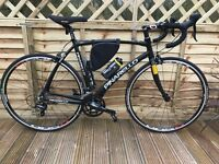Pinarello Treviso Aluminium 6061T6 Bike (brand new never used) plus extras