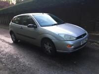 Ford Focus 1.8L Zetec 1999 *NEW MOT*