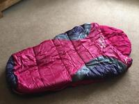 Vango kids sleeping bag season 2 immaculate