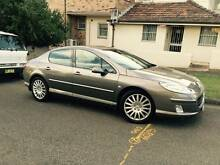 Prestige 2008 Peugeot 407 Diesel Turbo Luxury bmw 320i c200 a4 c4 Meadowbank Ryde Area Preview