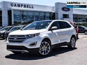 2017 Ford Edge Titanium 19,000 KMS-EVERY LUXRY FEATURE