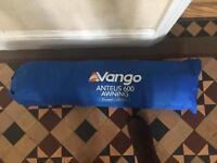 Vango Anteus 600 awning front