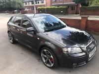 Audi A3 2.0 tdi sport back s line 2005 not BMW golf Jetta Passat polo mk5