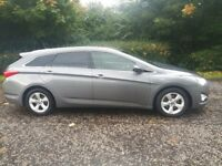 Hyundai I40 Style Estate BlueDrive Top Model £30 Road tax 72mpg