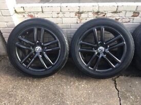 For sale alloy wheels+tyres