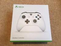 Xbox One Wireless White Controller (Sealed / Un-Opened)