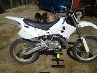 1991 Yamaha yz250 2 stoke. Looking to swop for 250 4 stroke.
