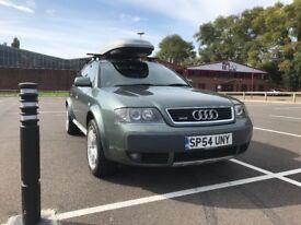 2004 Audi Allroad 2.5 TDI