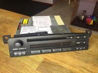 BMW E46 3 series Business CD head unit