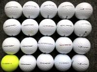 "20 Srixon ""Soft balls"" Zstar and AD333 Tour usually £3 per ball new"