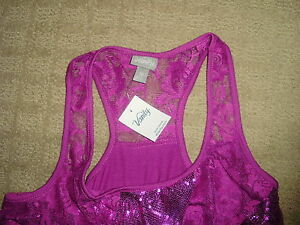 Brand New w. Tags - Women's Glitter Tank Top, SZ Med London Ontario image 2