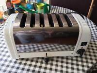 Dualit toaster 6 slice