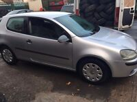 Vw golf mark 5 1.4 tsi