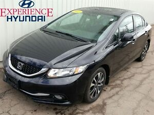 2013 Honda Civic EX AWESOME EX EDITION WITH GREAT FUEL ECONOMY