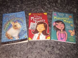 Girls story books