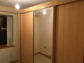 Three Door Sliderobe Wardrobe
