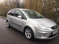 FORD C MAX ZETEC TURBO DIESEL NEW SHAPE FULL MOT SERVICE HISTORY IMMACULATE FIRST TO SEE WILL BUY