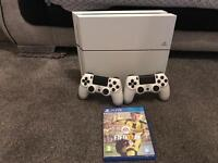 PS4 for sale 500 gig