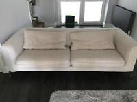 Free 3/4 seater sofa (1of2)