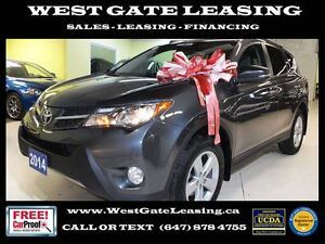 2014 Toyota RAV4 XLE AWD | SUNROOF | CAMERA |