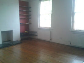 Very Spacious part-furnished 1 bed 1st Floor Weekdays Available Creative Flatshare in Montpelier