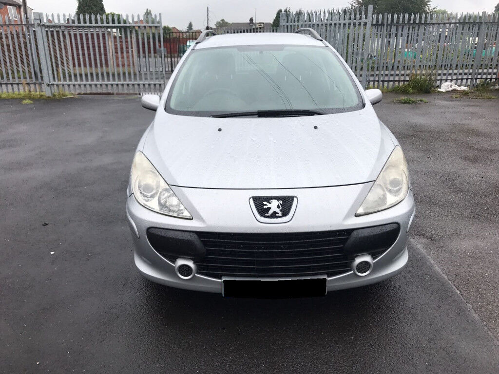 Peugeot 307 SW 1.6 HDi S 5dr - 2006, 2 Owners, MOT March 2018, Service History, Part Ex Car, £795