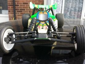 Ansmann mad rat new 1/10 2wd buggy