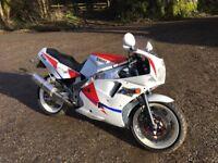 Yamaha FZR100 EXUP may swap