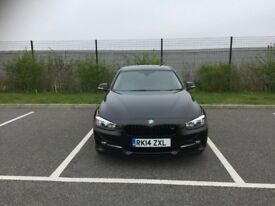 2014 BMW 3 SERIES SPORT FULL SERVICE HISTORY NEW MOT