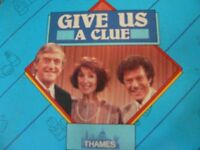 Give Us A Clue - Classic Board Game