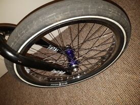 Total BMX Hangover Custom Complete Bike 20.6