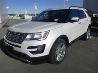 2016 Ford Explorer Limited AWD Massaging Seats - New Msrp 55349