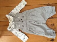 First size girls romper cat suit, Next - £3.50