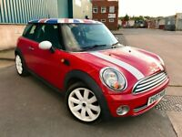 Great example of MINI Cooper 3 door Hatchback with CHILI Pack. MOT till July 2018
