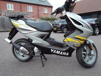 Yamaha Aerox 2001 (51)