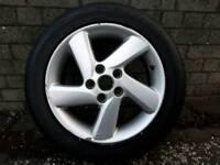 Mazda spare wheel 205/55/16
