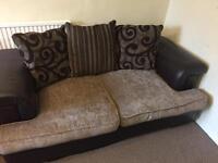 Mechanical sofa bed