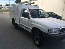 Great BUY 2002 Mazda 4x4 B2500 tradesman ute Malaga Swan Area Preview